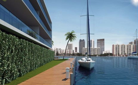 Boat Dock - VODA Residences